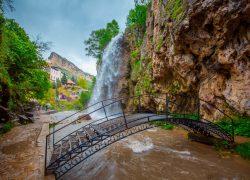 Медовые водопады, гора Кольцо и Замок коварства и любви