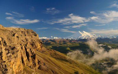Плато Канжол: пейзаж Восточного Кавказа