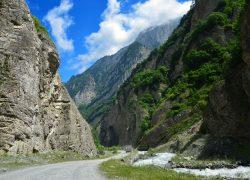 Северная Осетия: от Куртатинского до Кармандонского ущелья